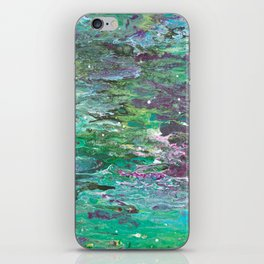 FLOWER GARDEN iPhone Skin