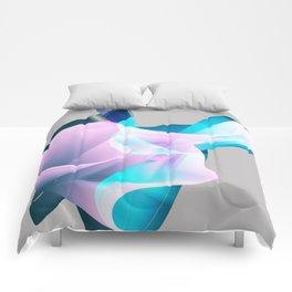 Abstract Shape. Minimalism. #4 Comforters