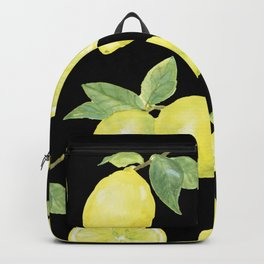 lemons Backpack