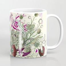 Zentangle Floral mix II Mug