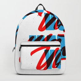 Voice Matters Against Racism Backpack