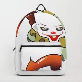 Pennywise From The Movie IT Backpack