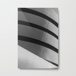 Guggenheim Museum NYC Metal Print