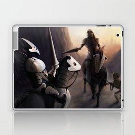 Medieval Mark Laptop & iPad Skin