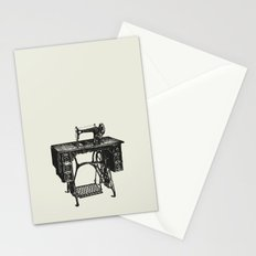 Singer sewing machine Stationery Cards