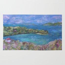 Cruz Bay, St. John Rug