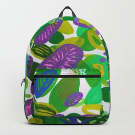 Between the branches. III Backpack
