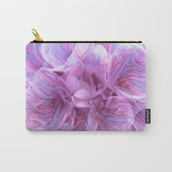 Fractal Flower 3 Carry-All Pouch