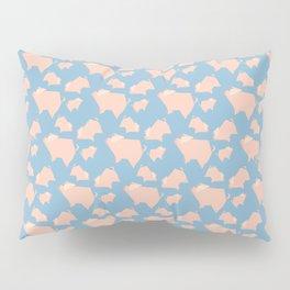 Paper Pigs (Patterns Please) Pillow Sham