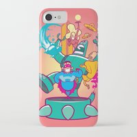 heroes iPhone & iPod Cases featuring Heroes by ANDY