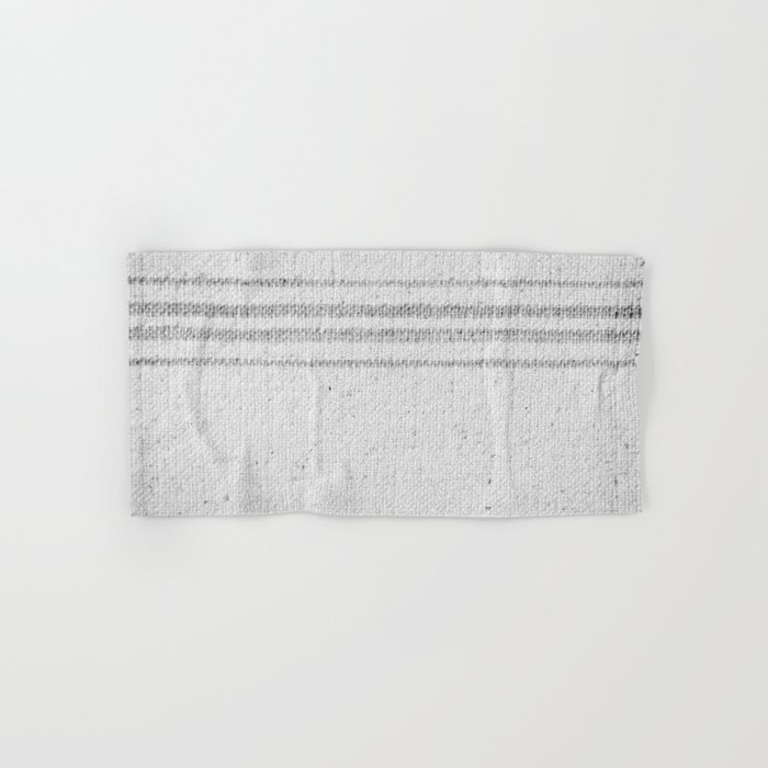 VINTAGE FARMHOUSE GRAIN SACK Hand & Bath Towel