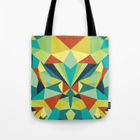 Colorful All Tote Bag
