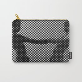 2 men H 25 Carry-All Pouch