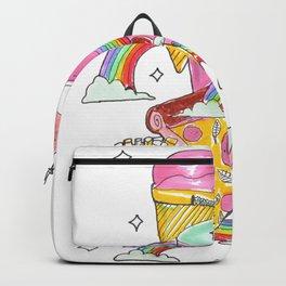 fast food heaven Backpack