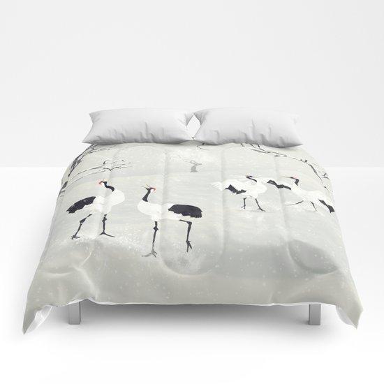 Love's Dance Comforters