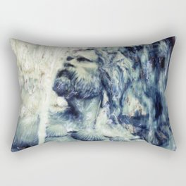 Homme de Pari Rectangular Pillow