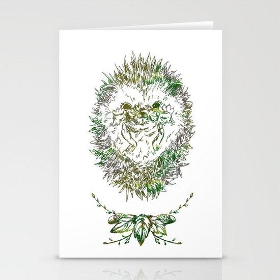 Little Hadgehog Stationery Cards