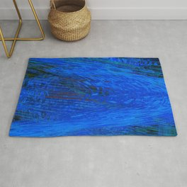 There is Water at the Bottom of the Ocean Rug