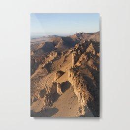 Smith Rock Aerial Photo Metal Print