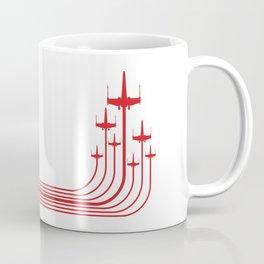 Star Fighters Coffee Mug