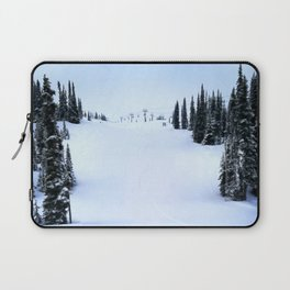 Fresh morning powder Laptop Sleeve