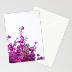 Heather flower #2 #decor #art #society6 Stationery Cards