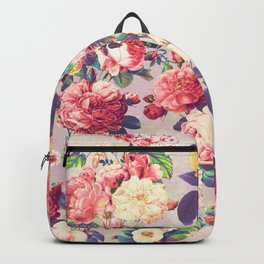 Floral G Backpack