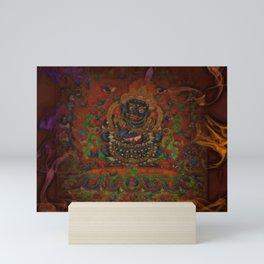Mahakala Mini Art Print