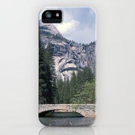 Stoneman Bridge Yosemite iPhone Case
