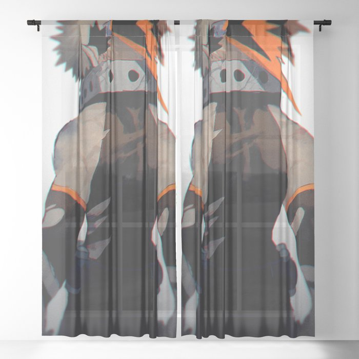 KATSUKI BAKUGO - MY HERO ACADEMIA Sheer Curtain