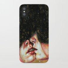 Stardust iPhone X Slim Case