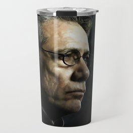 Admiral Bill Adama, So Say We All. BSG 1 of 4 Travel Mug