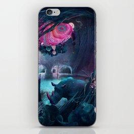 grotto iPhone Skin