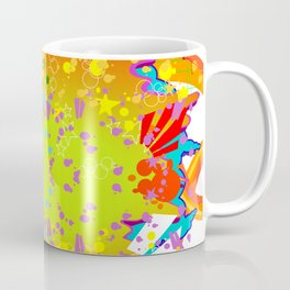 GRAFF EXPLOSION Coffee Mug