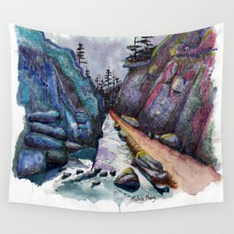 Eleven Mile Canyon, Colorado Wall Tapestry