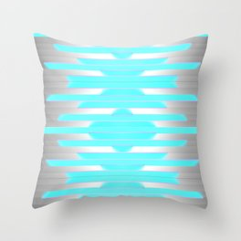 Exporting a Video File Throw Pillow