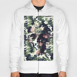 Camouflage Skull Hoody