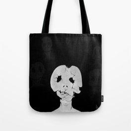 Bone Head Tote Bag