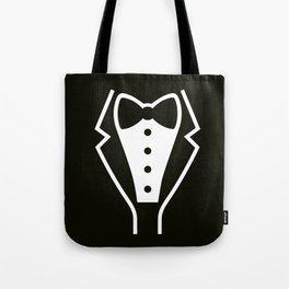 Tuxedo / Smoking Tote Bag