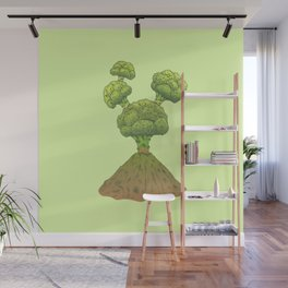 Healthy Eruption Wall Mural