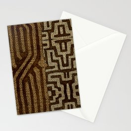 Bakuba Stationery Cards