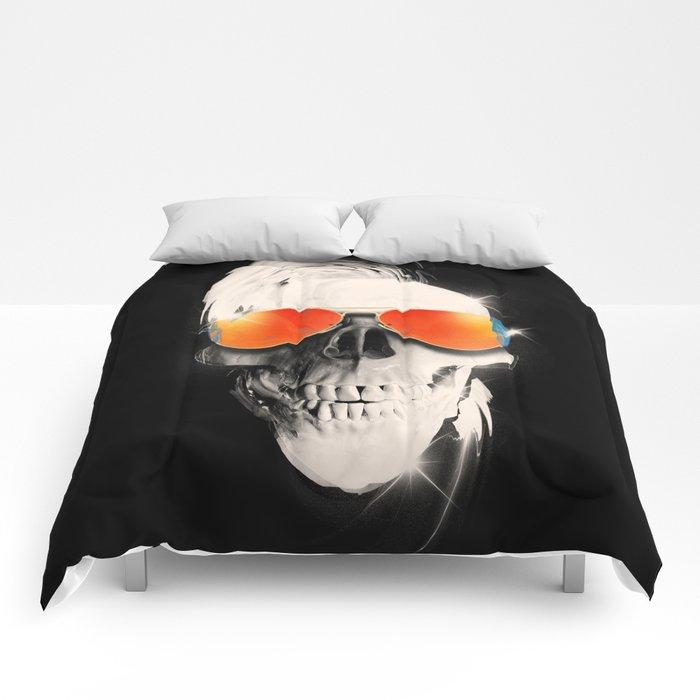 Summer Skull Comforters