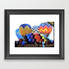 Come Fly Away Framed Art Print