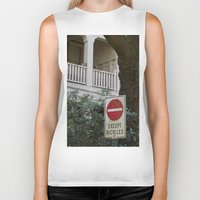 bicycles Biker Tanks featuring Except Bicycles by RMK Photography