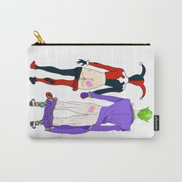 LOVE is no BUTT Joke - Classic Version Carry-All Pouch
