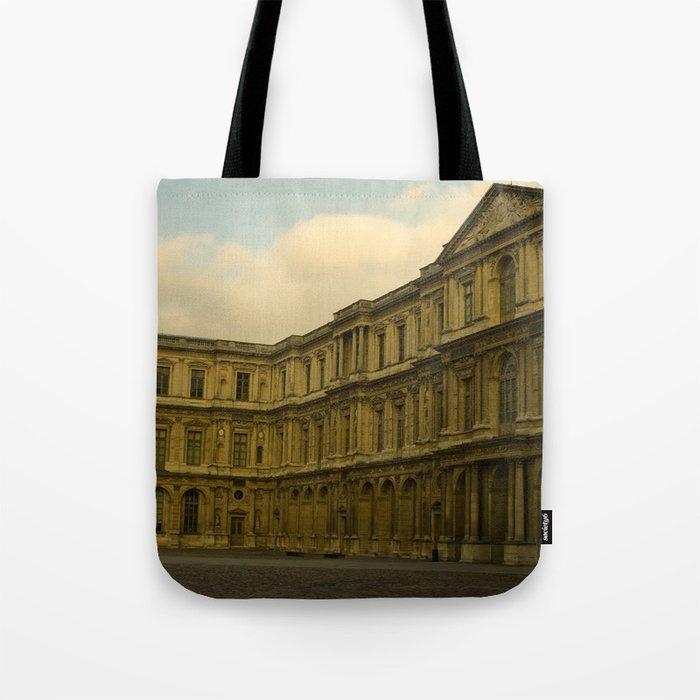 Palais du Louvre Tote Bag