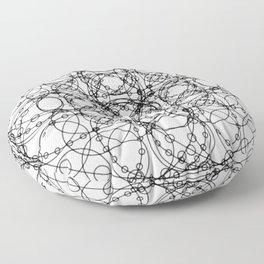Circle Splendor 18 Floor Pillow