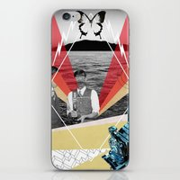science iPhone & iPod Skins featuring Science by Chris Newton