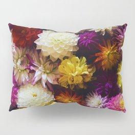 Pop Color Flowers (Color) Pillow Sham