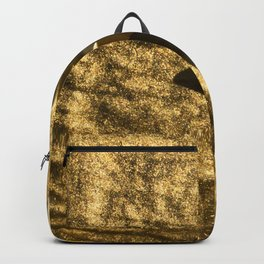 Golden Mask Backpack